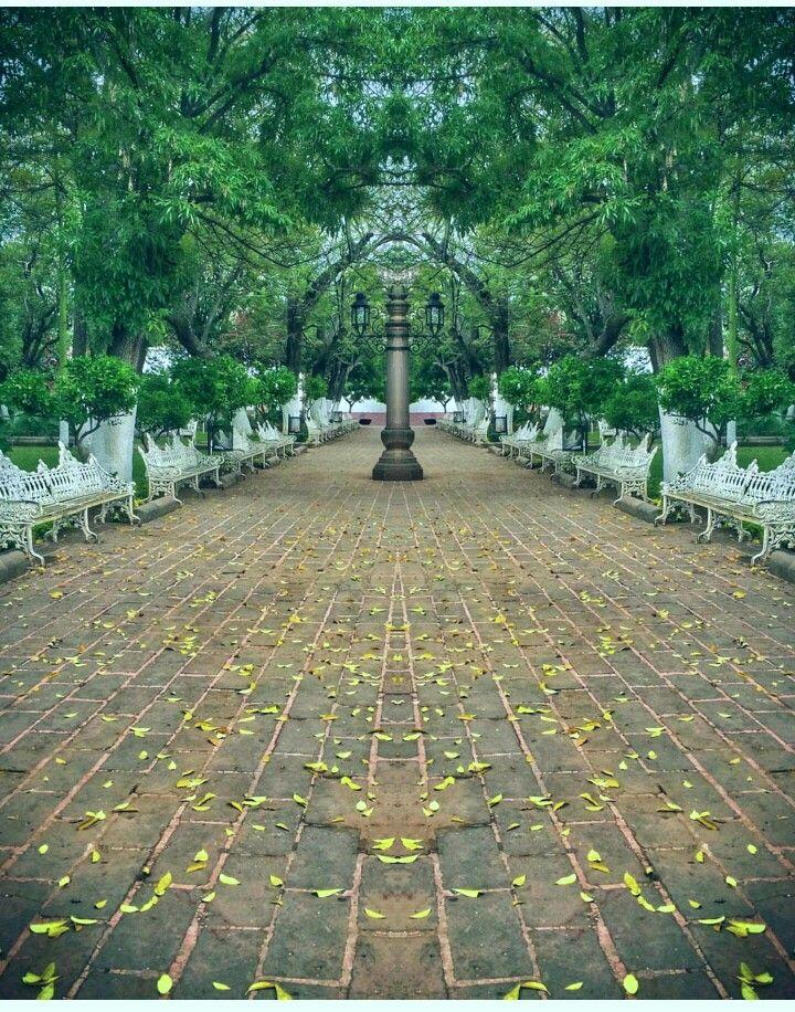 Jardin principal nochistlan zacatecas pueblomagico for Jardin principal