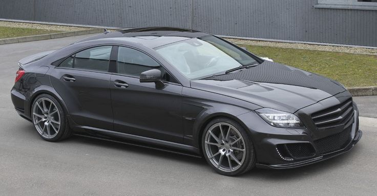 Mansory CLS63