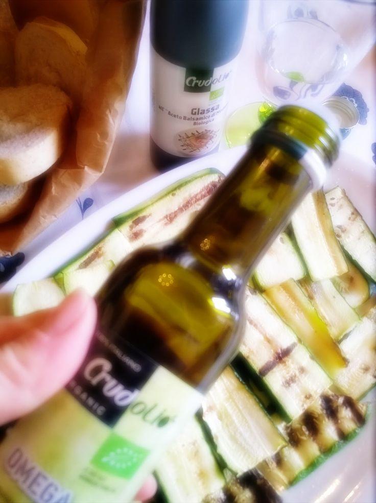 FOTO - Zucchine gratinate CRUDOLIO Omega3&6  http://testerperamici.blogspot.it/2014/09/il-nostro-olio-crudolio.html   Tester per amici - Provo, invento cerco e creo il bello della Vita!!: Il nostro Olio?? CRUDOLIO!!