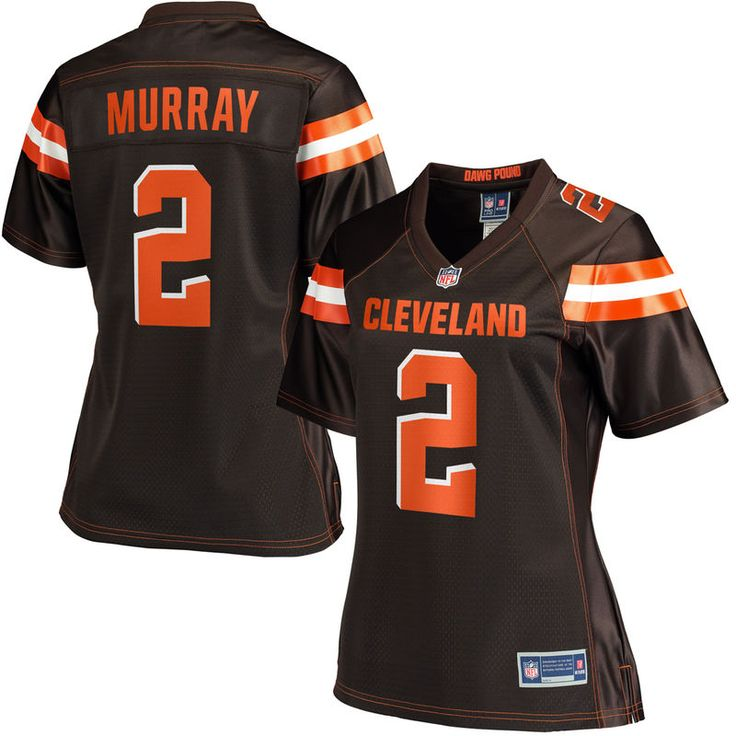 Patrick Murray Cleveland Browns NFL Pro Line Women's Player Jersey - Brown