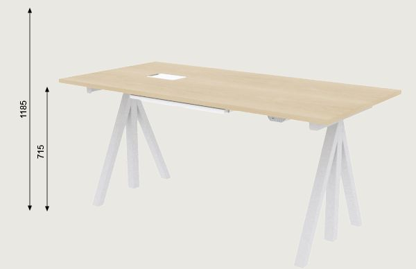 string® works - Ergonomiska kontorsmöbler för moderna och flexibla kontorsmiljöer. I sortimentet ingår bl.a. elektriskt höj- och sänkbara skrivbord samt ljudabsorberande fristående enheter som också fungerar som rumsavdelare.