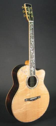 Worland Guitars - Builder of fine hand made custom acoustic guitars