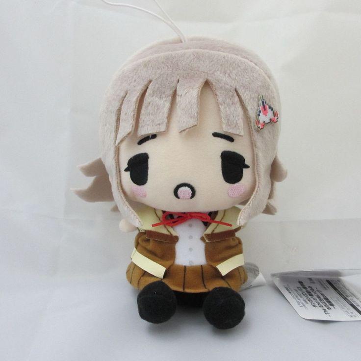 Chiaki nanami plush doll anime dangan ronpa 3 furyu