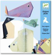 Djeco Zwierzęta Polarne Origami (Dj08777) - zdjęcie 1