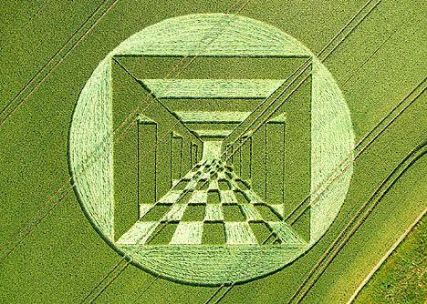 Los misteriosos círculos en los cultivos (Crop Circles)