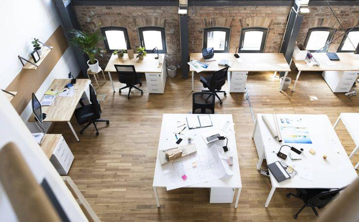 Los mejores espacios de coworking de madrid ideas for Diseno oficinas modernas bogota