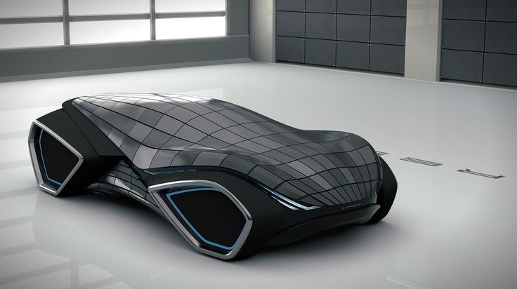 Design of a possible bmw by 2020