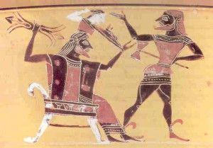 Myth Stories: mythological musings #2