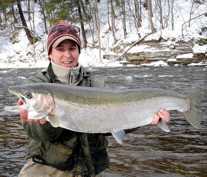 9 best salmon river images on pinterest fishing fly for Pulaski salmon fishing