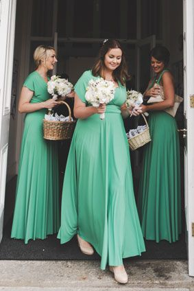 Lynne & Louis' Emerald Green Dublin City Wedding | Willow and Pearl