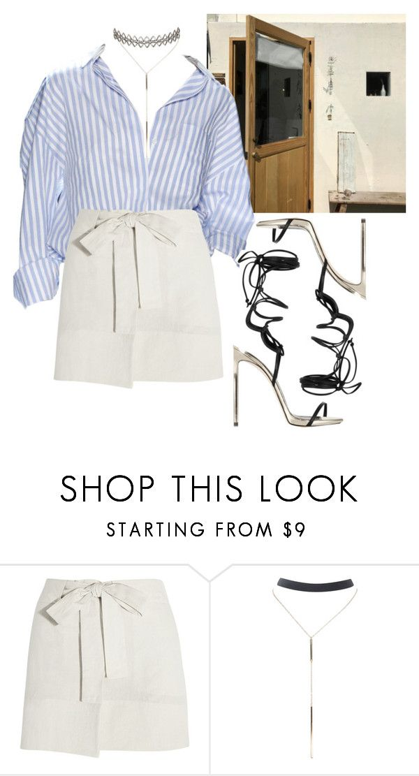 """""""Untitled #677"""" by chandele ❤ liked on Polyvore featuring Étoile Isabel Marant, Wet Seal and Assya London"""