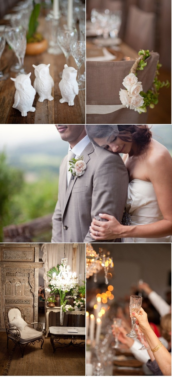 New South Wales Wedding by Tealily Photography | Style Me Pretty