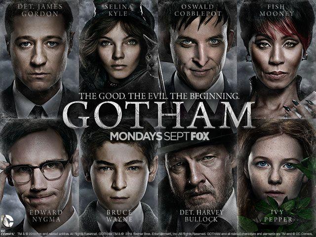 Viciados Nas Séries: Gotham - Trailers do primeiro episódio da 2ª tempo...