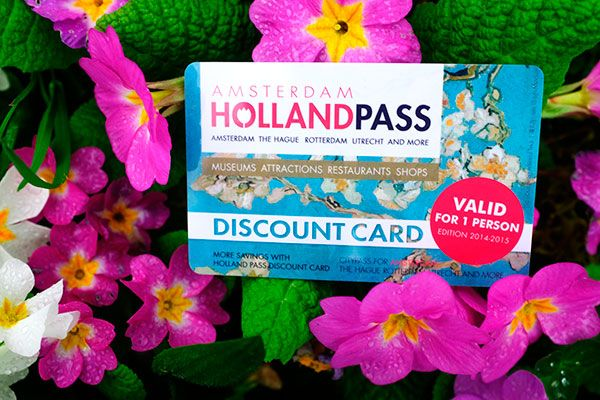 """holland-pass  @wowitsthea : we're getting these! they include """"skip the line"""" passes at the museums, a boat tour and a bus tour! plus discounts at shops & restos!"""