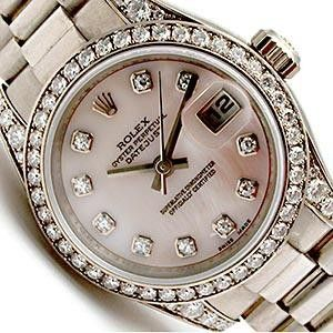 Rolex...White Gold Presidential