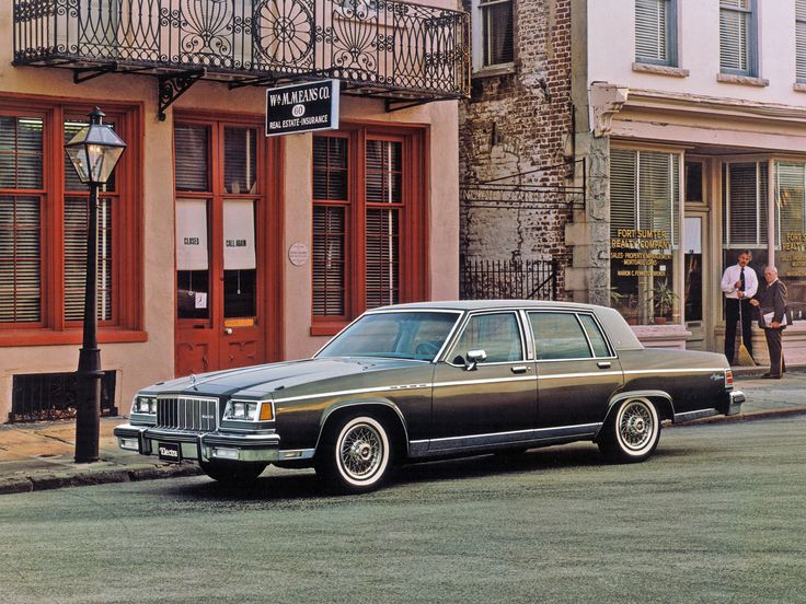 1982 Buick Electra Park Avenue Buick Electra Buick Park Avenue