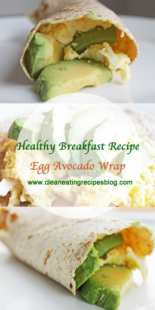 Click pin for scrumptious breakfast consisting of heart-healthy avocado, calcium-rich organic cheese and protein-filled eggs. Enjoy! #cleaneating #healthyrecipes