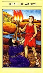 9 best tarot swords page images on pinterest cartas de tar arte apple river tarot readings its not the destination its the journey three of fandeluxe Choice Image