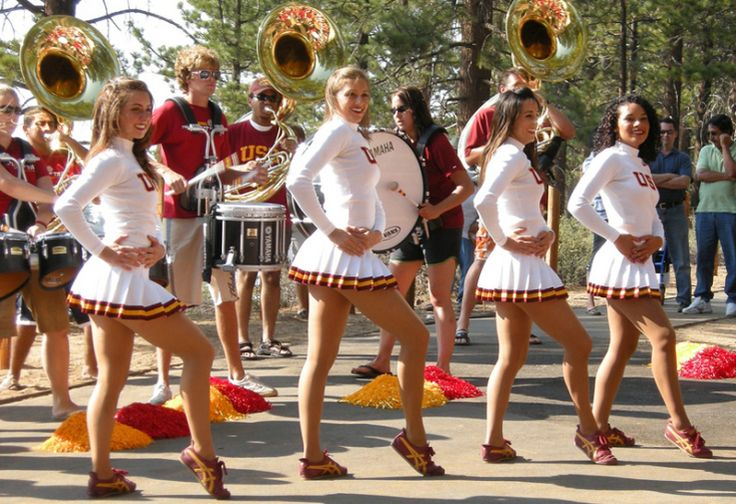 Usc Song Girls♡ Usc Trojans Quot Fight On Quot Pinterest Songs