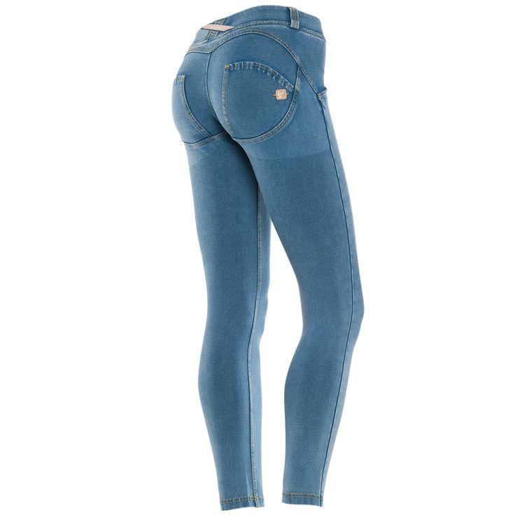 Leggings Freddy für Damen WR.UP® SHAPING Effect 7/8 Mod. WRUP5LAOE-J4 Mis. XS: Amazon.de: Sport & Freizeit