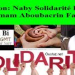 (audio) Dahira bi jeudi 25 mai 2017, Thème: Def Sa Alal ci Yoonu Yalla, Action: Naby Solidarité ci Daara Imam Aboubacrin Faye.