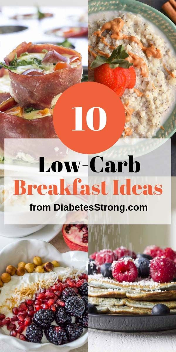 10 Low Carb Breakfast Ideas For Diabetics Diabetes Strong Low Carb Breakfast Recipes Diabetic Breakfast Low Carb Breakfast