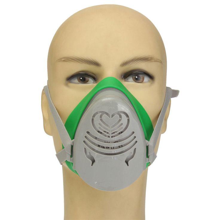 Powercomをn3800抗ダストレスピレーターフィルタペイント溶射カートリッジガスマスク新しい真新しい高品質