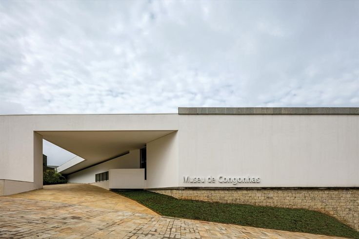 Museu de Congonhas - Galeria de Imagens | Galeria da Arquitetura