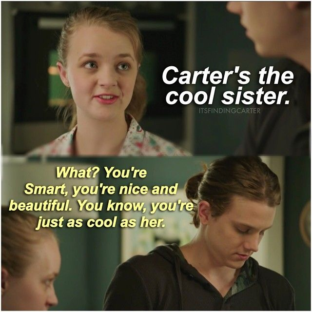 "#FindingCarter 1x03 ""Drive"" - Taylor and Max"