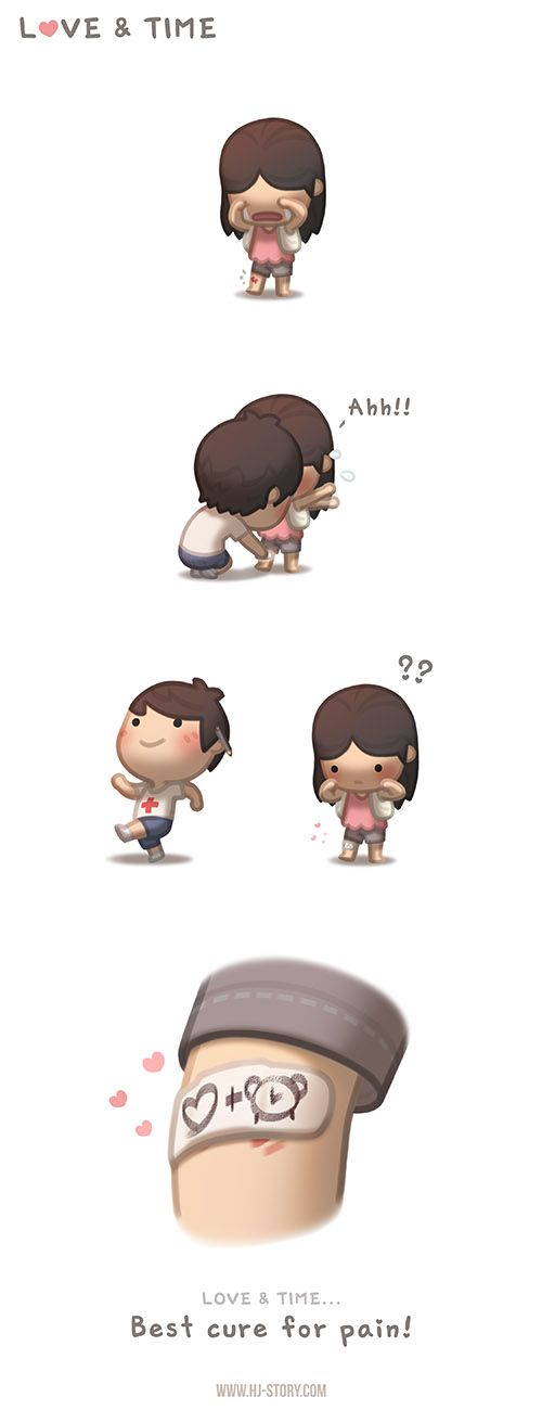 Love & Time = Ultimate cure for all pain! See more of HJ-Story at: http://www.tapastic.com/series/hjstory HJ-Story Facebook http://www.facebook.com/hjstory.fb HJ-Store: http://www.hj-story.com/store