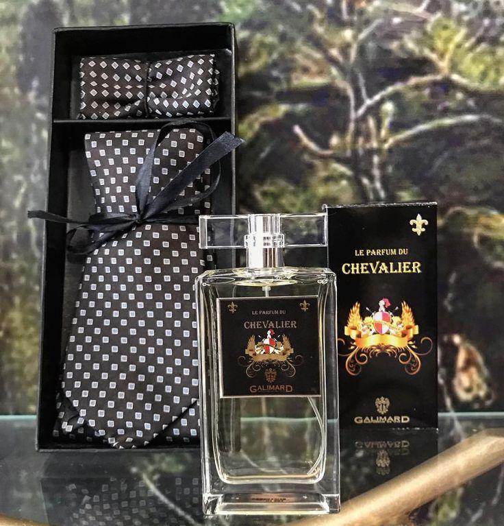#galimard #parfume #chevalier for #men #Fragrance Notes Top Notes : #Lemon #Greenapple #Plum  Heart Notes : #Precious #woods #Cinnamon  Base Notes : #Vanilla #Sandalwood  #silktie #greek #silk #gentleman #fashion   #rosinaperfumery #giannitsopoulou6 #glyfada #athens #greece #shoppingonline : www.rosinaperfumery.com