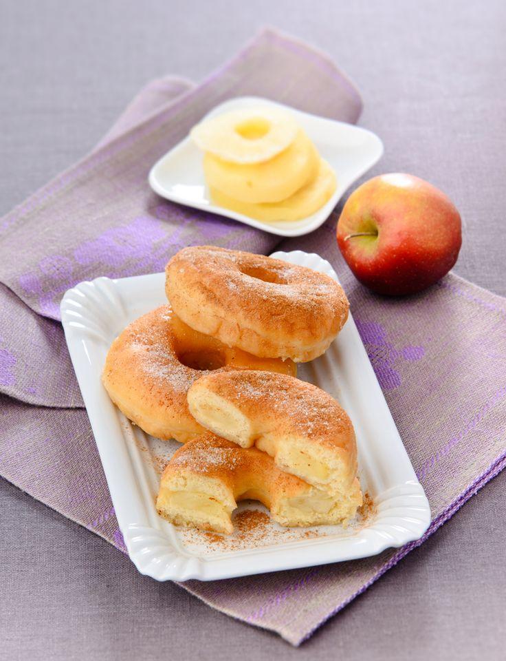 racuchy-z-jabłkami