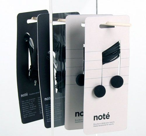 Note Package Design