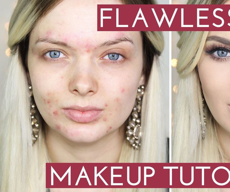 Makeup Tutorial - How To Apply HD Foundation
