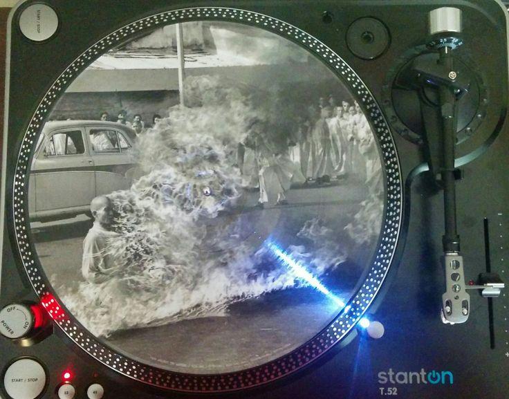 Rage Against the Machine Album Art
