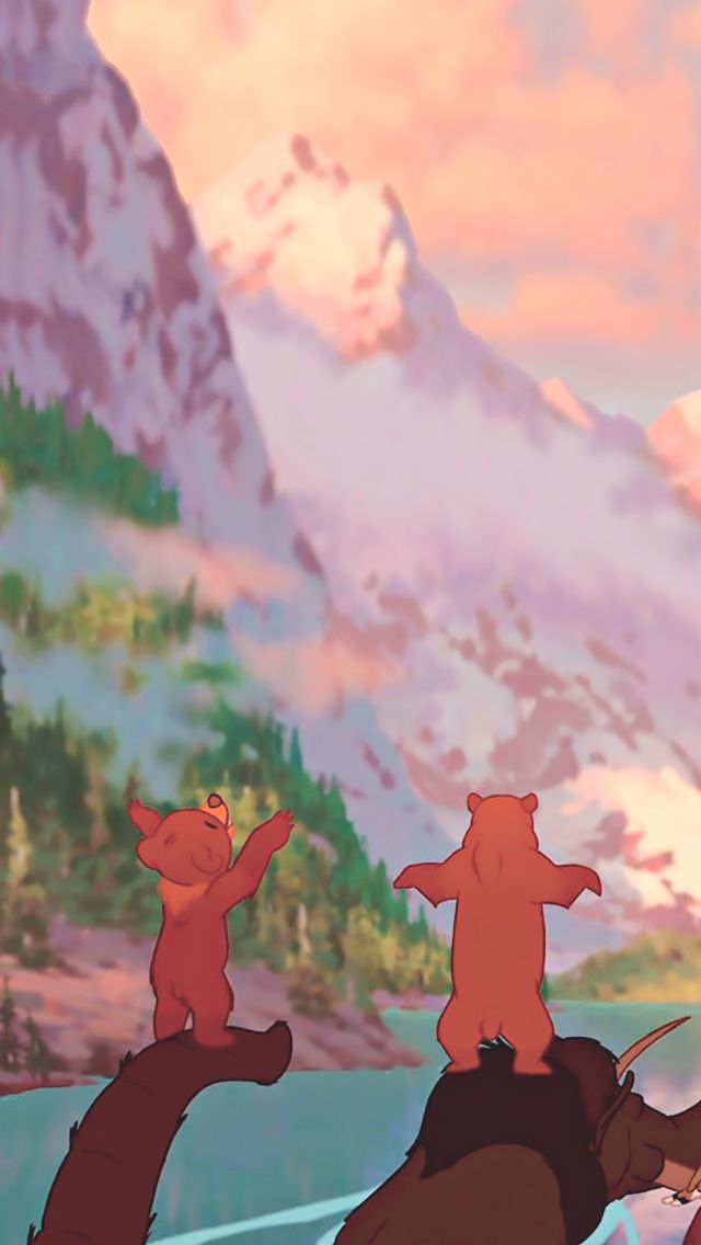 Brother Bear #Disney #Lockscreen