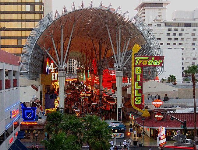 Downtown Las Vegas - Las Vegas, Nevada