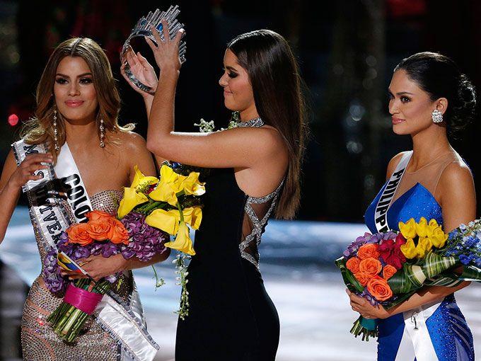 Y es por esto que Miss Universo 2015 será recordado por siempre