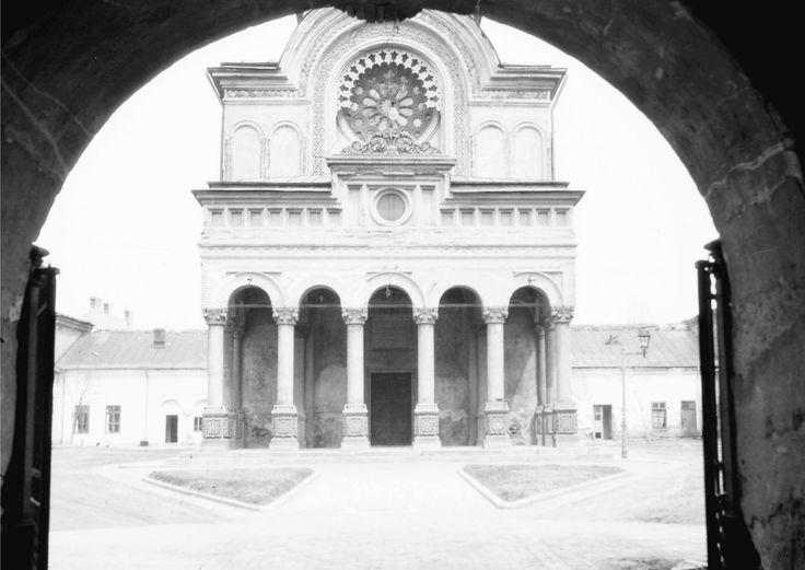 Manastirea Antim Foto: Willy Pragher(1932)