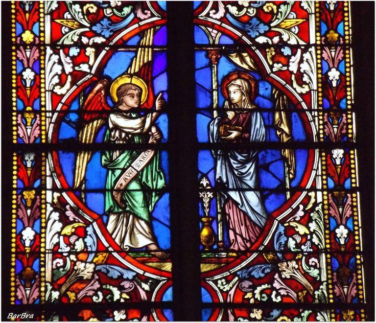 L'Annunciazione http://zibalbar-foto.overblog.com/2015/01/vitraux.html