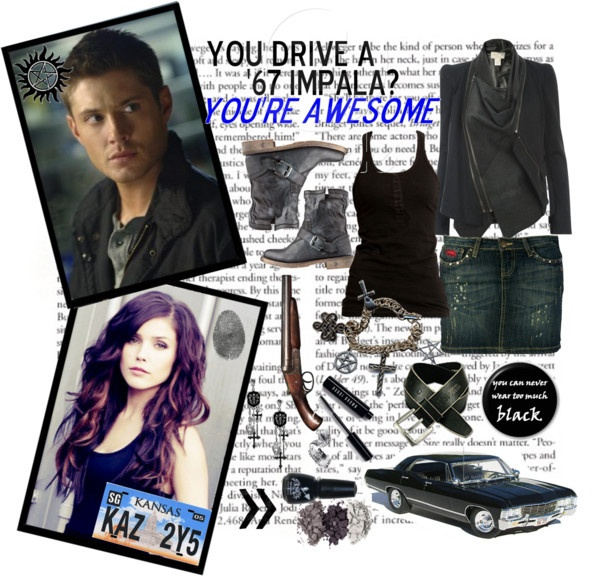 21 30 The Impala S Human Form 21st 30th And