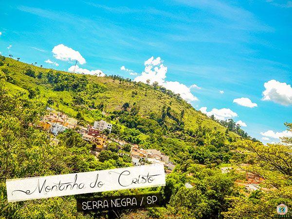 Morro do Cristo   Serra Negra SP on Behance