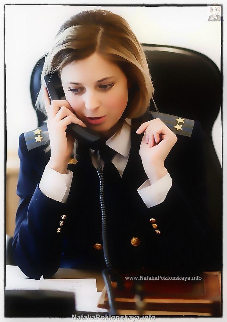 Putin appoints Poklonskaya Crimea