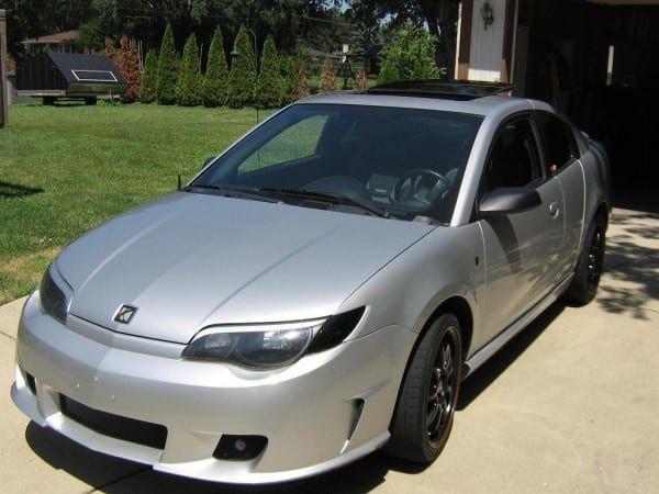 2004 Saturn Ion Headlights Saturn Headlights Bmw Car