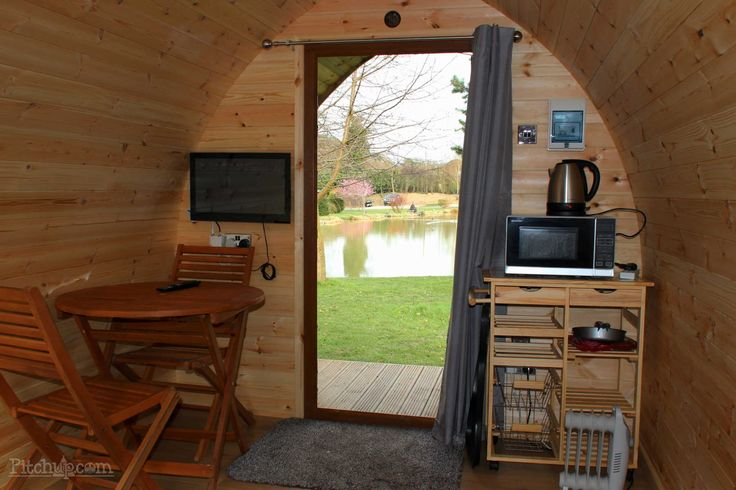 Everything you need, indoors and out. Springwood Fisheries, Melbourne, Derbyshire - Pitchup.com
