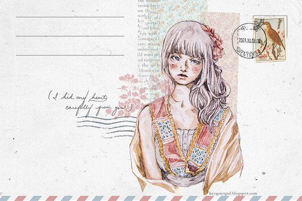 Valerie Chua, watercolor