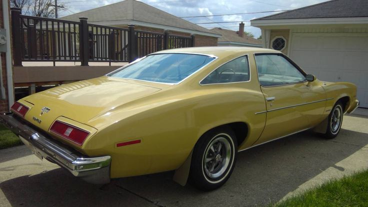 '73 Pontiac LeMans