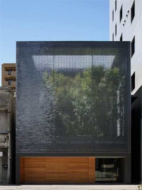 Optical Glass House By Nap Architects: 61 Best Corten Steel (laser Cut) Images On Pinterest