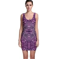 #Ocdesignss #Bodycon #Dresses - Animal Print Bodycon Dress.
