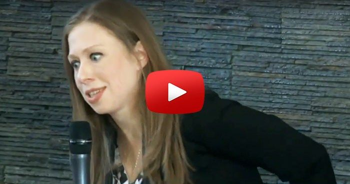 Chelsea Clinton Slips Up, May Have Just Said Something That Will End Hillary's Career [VIDEO]